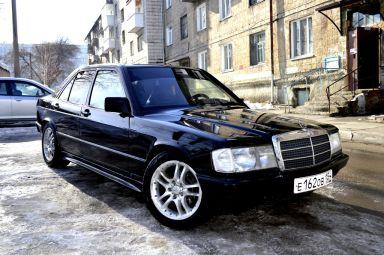 Mercedes-Benz 190 1985 отзыв автора | Дата публикации 08.05.2016.
