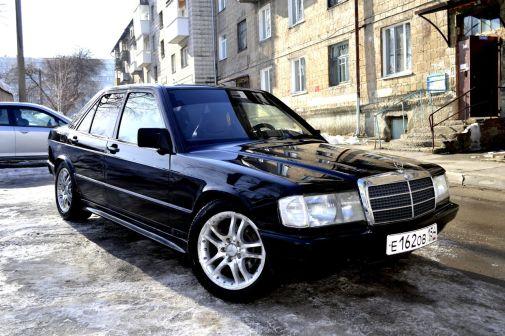 Mercedes-Benz 190 1985 - отзыв владельца