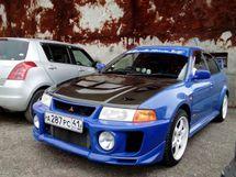 Mitsubishi Lancer Evolution, 1999