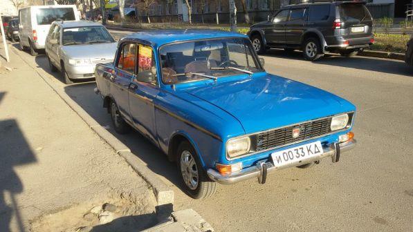Москвич Москвич 1978 - отзыв владельца