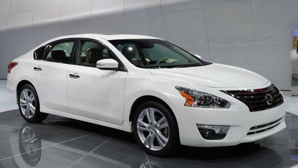 Nissan Teana 2015 - отзыв владельца