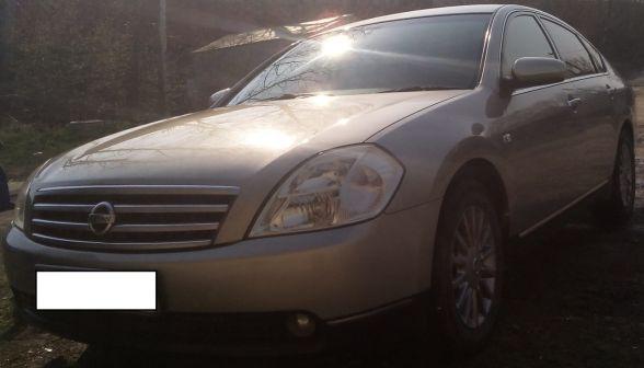 Nissan Teana 2004 - отзыв владельца