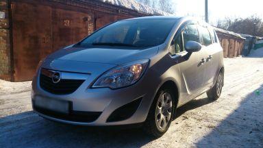 Opel Meriva 2013 отзыв автора | Дата публикации 20.05.2016.