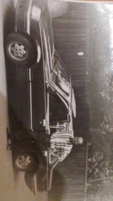 Opel Rekord, 1981
