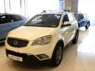 SsangYong Actyon, 2012