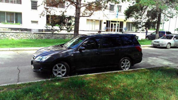 Subaru Exiga 2009 - отзыв владельца
