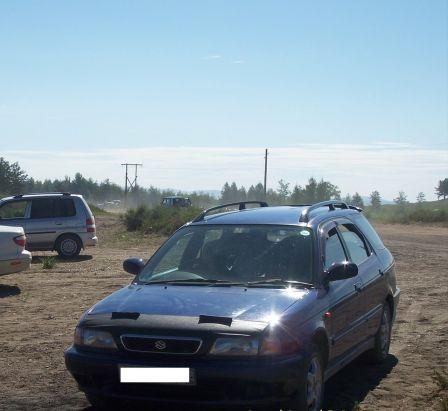 Suzuki Cultus 1997 - отзыв владельца
