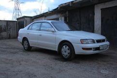 Toyota Corona 1992 отзыв владельца | Дата публикации: 02.01.2012