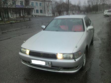Toyota Cresta 1996 - отзыв владельца