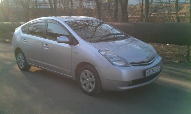 Toyota Prius, 2007