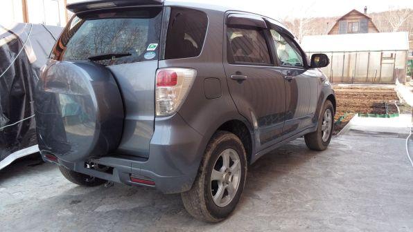 Toyota Rush 2010 - отзыв владельца