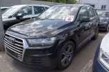 Audi Q7. ЧЕРНЫЙ (BRILLIANT BLACK) (A2A2)
