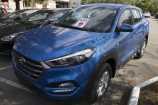 Hyundai Tucson. ЯРКО-ГОЛУБОЙ_ARA BLUE (R3U)