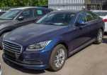 Hyundai Genesis. COAST BLUE_СИНИЙ (WU6)