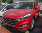 Hyundai Tucson. РУБИНОВО-КРАСНЫЙ_RUBY WINE (S3W)
