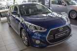 Hyundai Veloster. BLUE OCEAN_СИНИЙ (UU9)