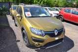 Renault Sandero. ЗОЛОТИСТО-ЗЕЛЕНЫЙ ОНИКС (F90)