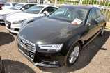 Audi A4. ЧЕРНЫЙ (BRILLIANT BLACK) (A2A2)