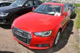 Audi A4. КРАСНЫЙ (BRILLIANT RED) (C8C8)