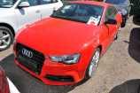 Audi A5. КРАСНЫЙ, ПЕРЛАМУТР (MISANO RED) (N9N9)
