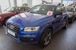Audi Q5. СИНИЙ, ПЕРЛАМУТР (SEPANG BLUE) (E9E9)