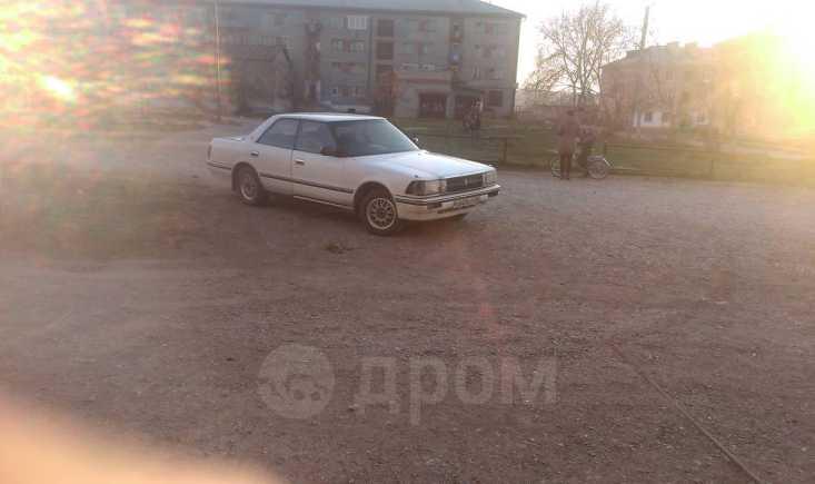 Toyota Crown, 1987 год, 130 000 руб.