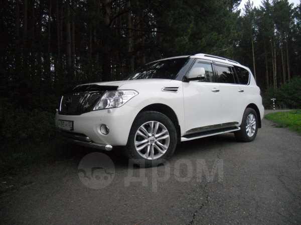 Nissan Patrol, 2012 год, 1 550 000 руб.