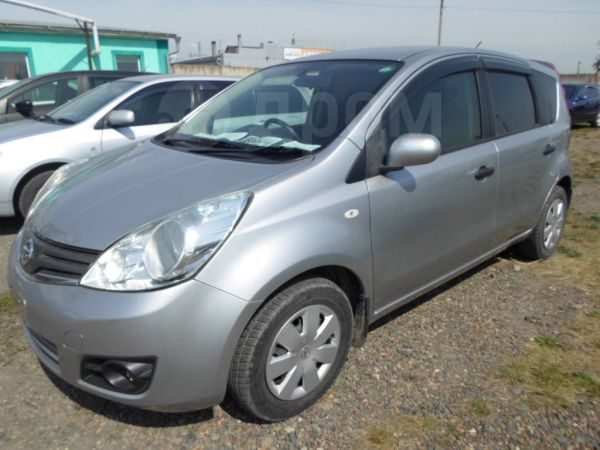 Nissan Note, 2009 год, 399 000 руб.