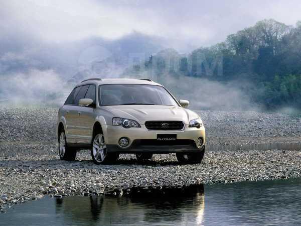 Subaru Outback, 2006 год, 450 000 руб.