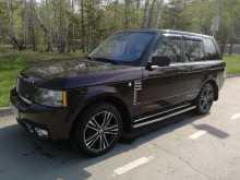 Новосибирск Range Rover 2011