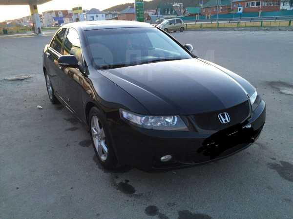 Honda Accord, 2008 год, 480 000 руб.