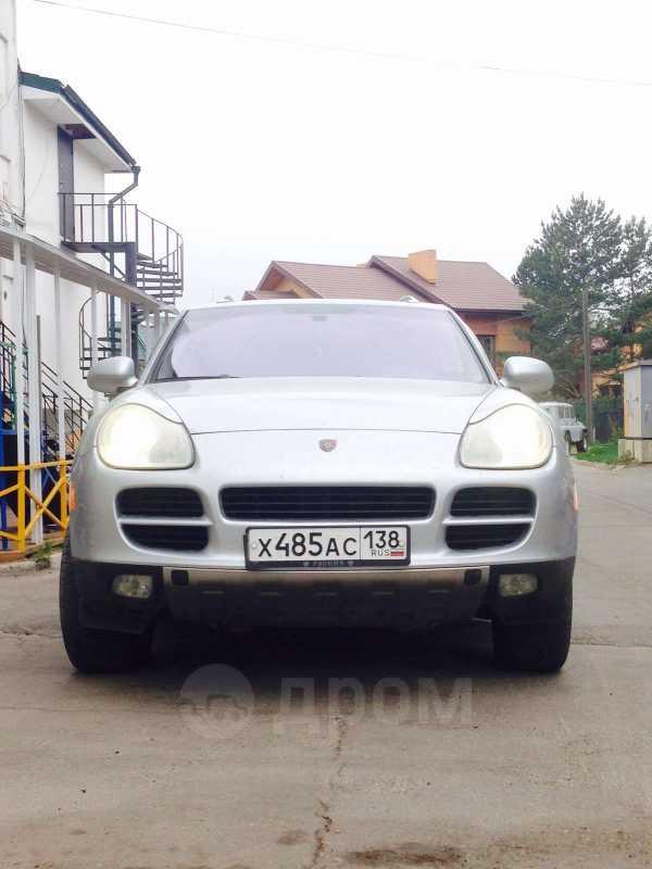 Porsche Cayenne, 2004 год, 660 000 руб.