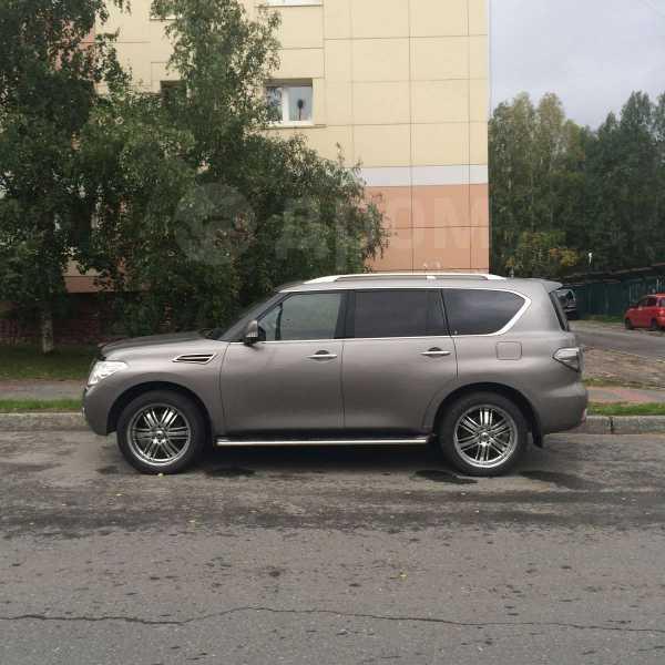 Nissan Patrol, 2010 год, 1 650 000 руб.