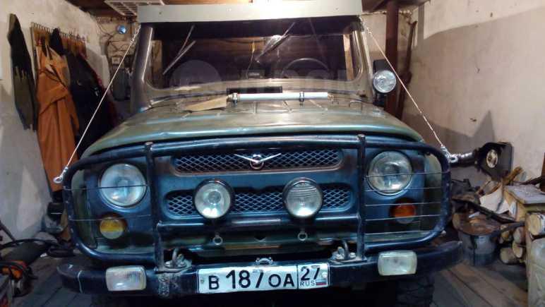 УАЗ 3151, 1992 год, 120 000 руб.