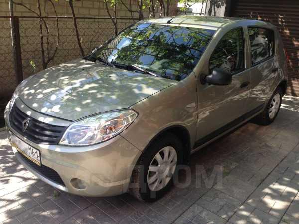 Renault Sandero, 2011 год, 395 000 руб.