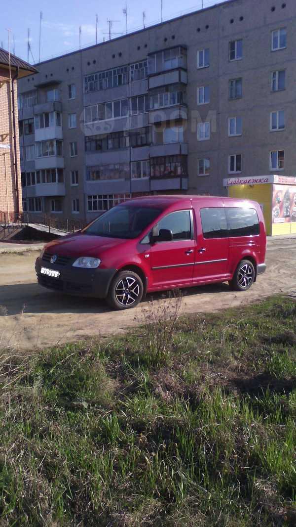 Volkswagen Caddy, 2008 год, 499 000 руб.
