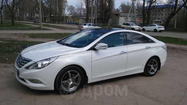 Hyundai Sonata, 2012 год, 760 000 руб.