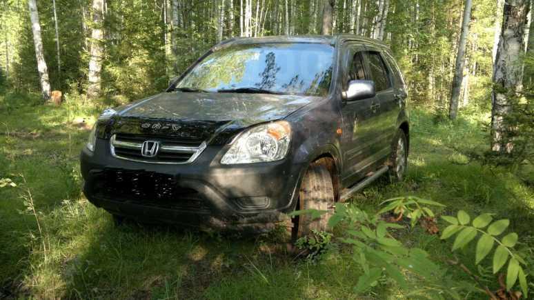 Honda CR-V, 2003 год, 545 000 руб.
