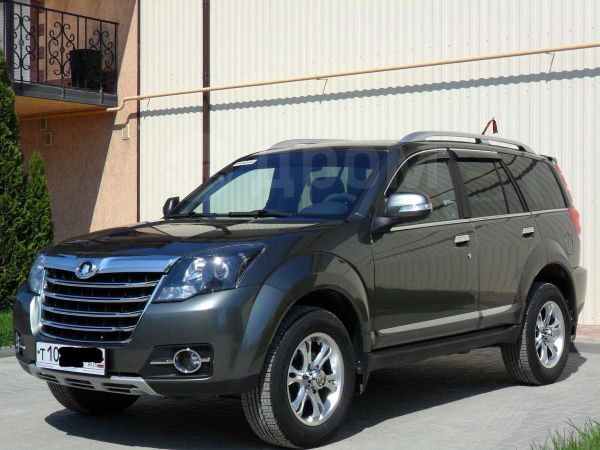 Great Wall Hover H3, 2014 год, 855 000 руб.