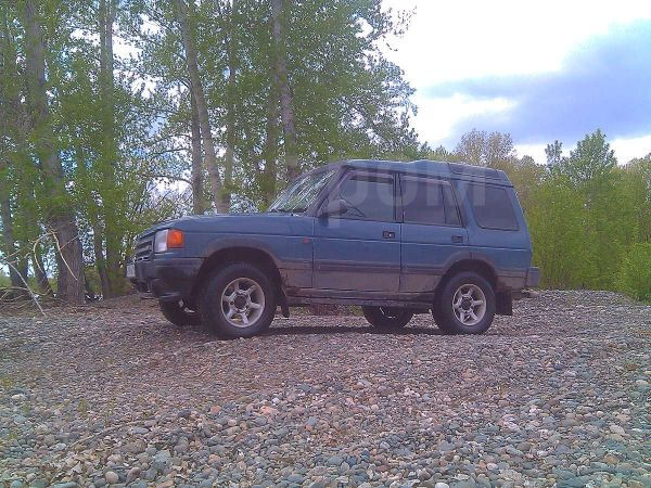 Land Rover Discovery, 1997 год, 209 999 руб.