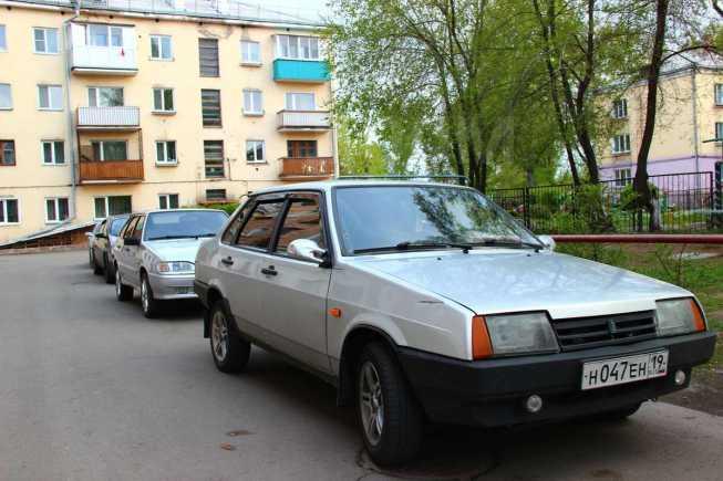Лада 21099, 2003 год, 115 000 руб.