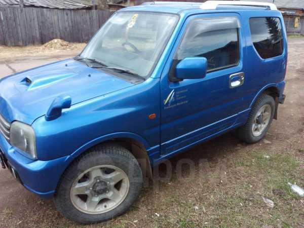Suzuki Jimny, 2002 год, 275 000 руб.