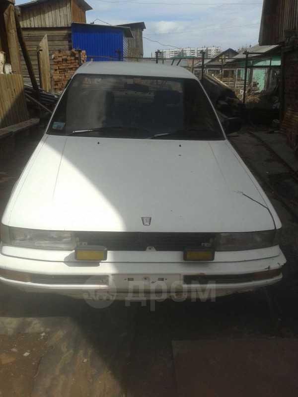 Nissan Stanza, 1989 год, 30 000 руб.
