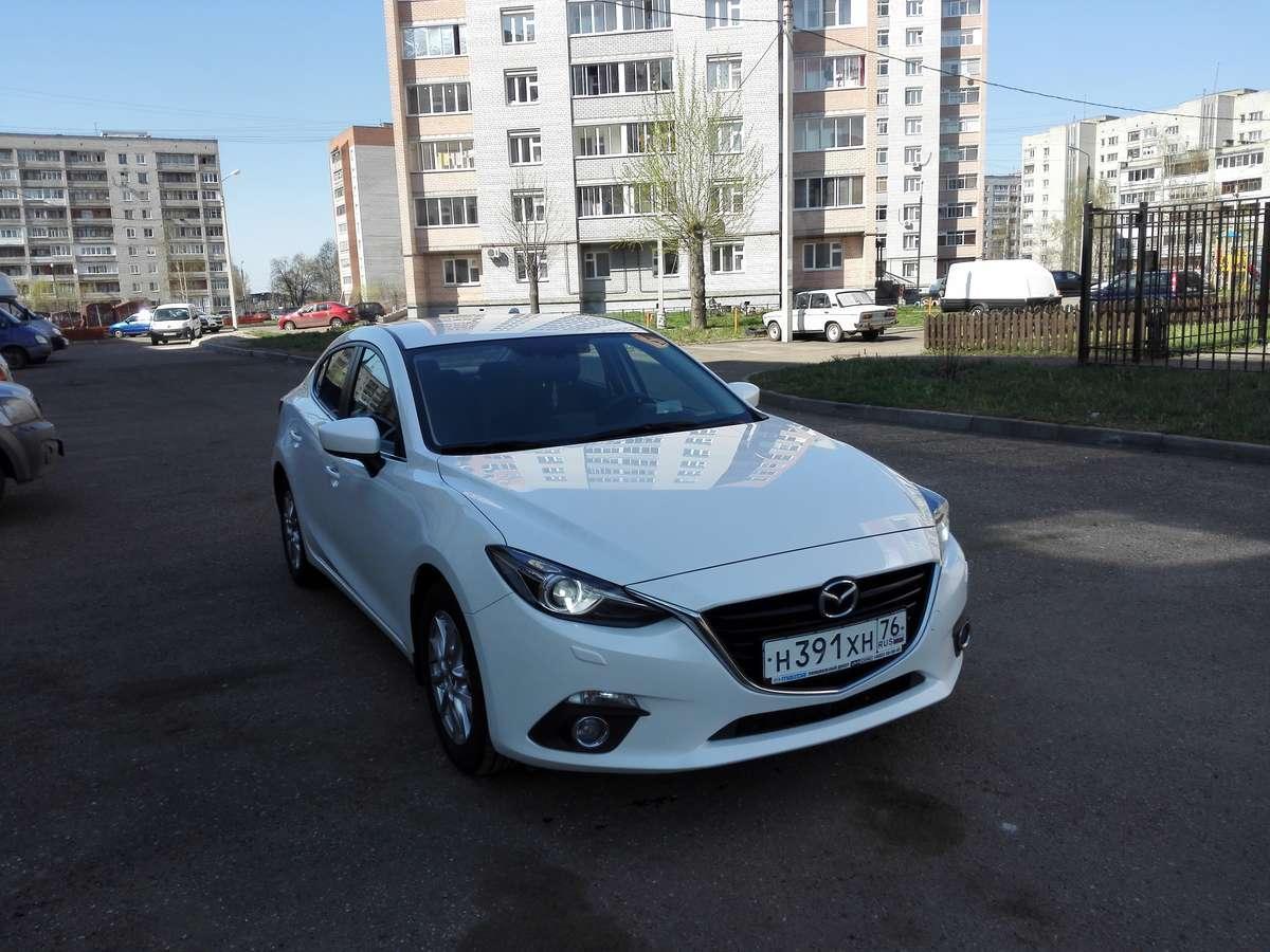 Купить Mazda Мазда в Ярославле продажа новых