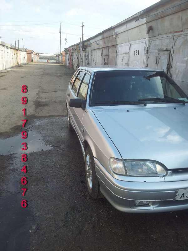 Лада 2114 Самара, 2007 год, 100 000 руб.