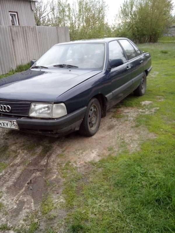 Audi 100, 1983 год, 58 000 руб.