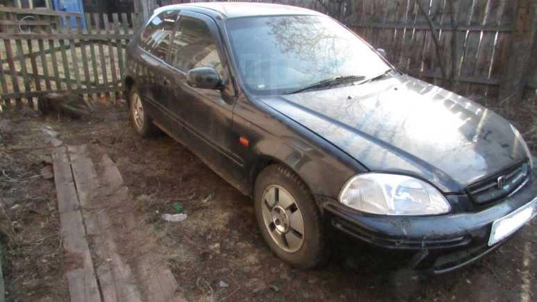 Honda Civic, 1997 год, 99 000 руб.