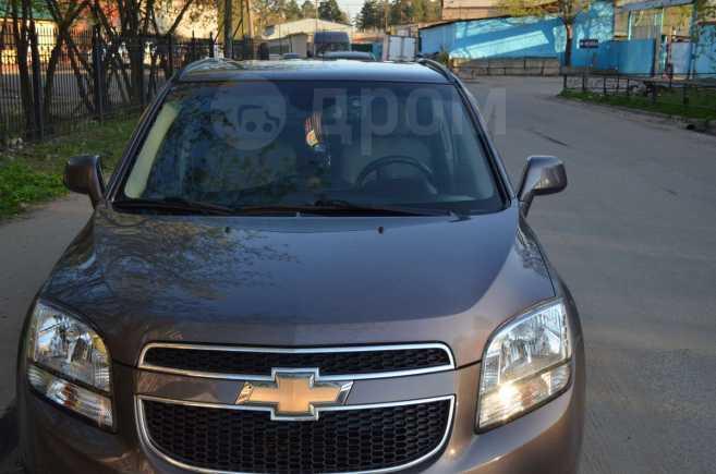 Chevrolet Orlando, 2012 год, 800 000 руб.