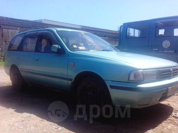 Nissan Sunny California, 1993 год, 120 000 руб.