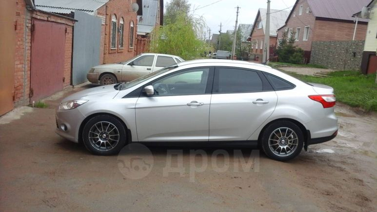 Ford Focus, 2014 год, 555 000 руб.